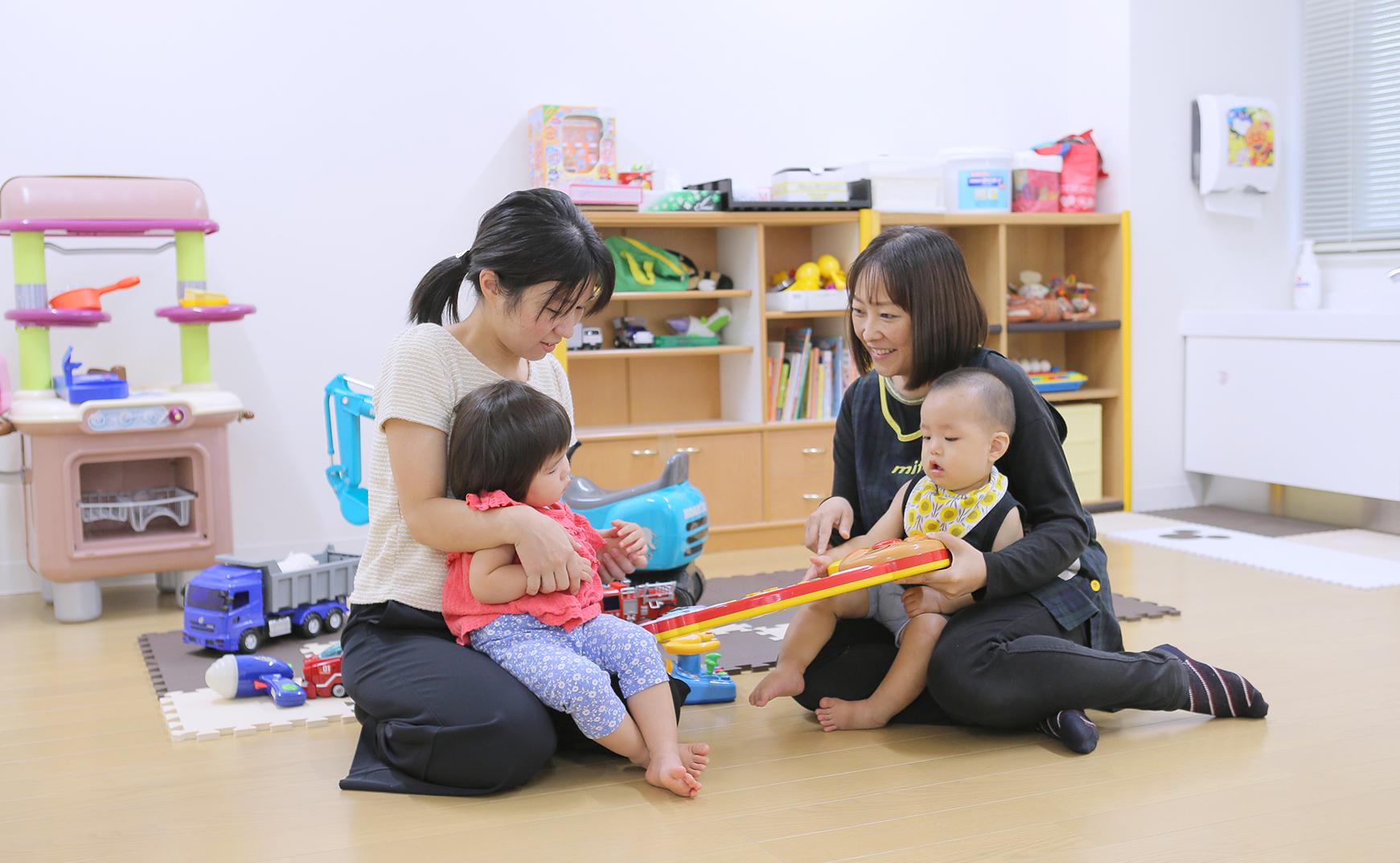 病児病後児保育室